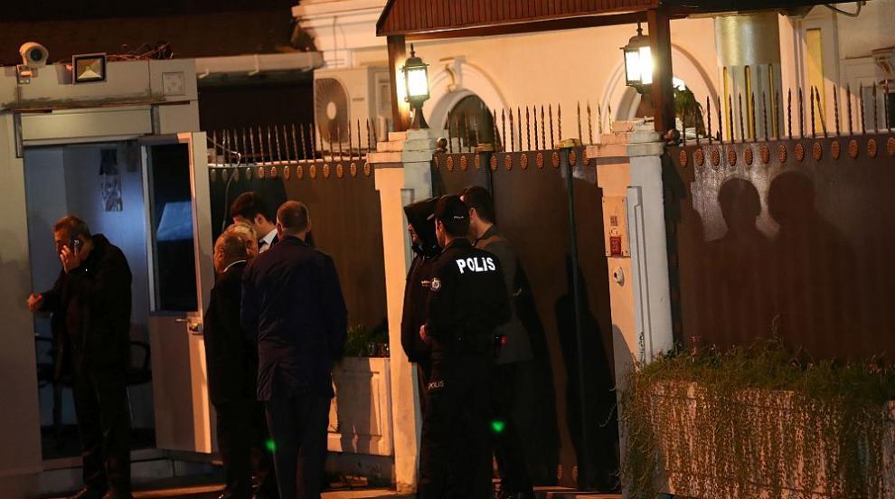 Саудитска Арабия: Журналистът Хашоги е починал при сбиване в консулството...