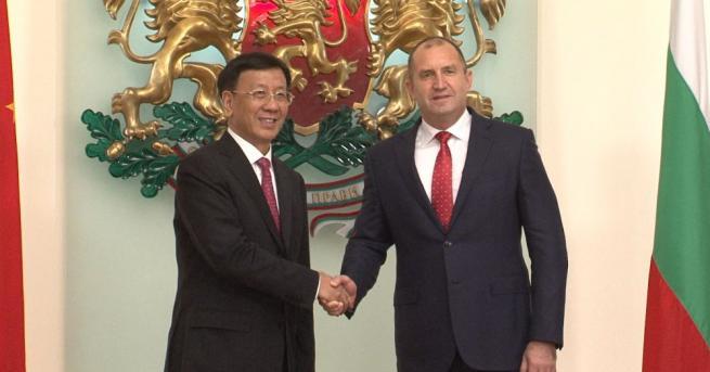 Партньорството в икономиката и инвестиционното сътрудничество между България и Китай