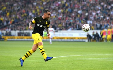 Дортмунд уведоми Барса, че купува Алкасер