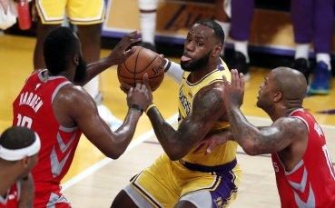Здрав бой на мач в НБА