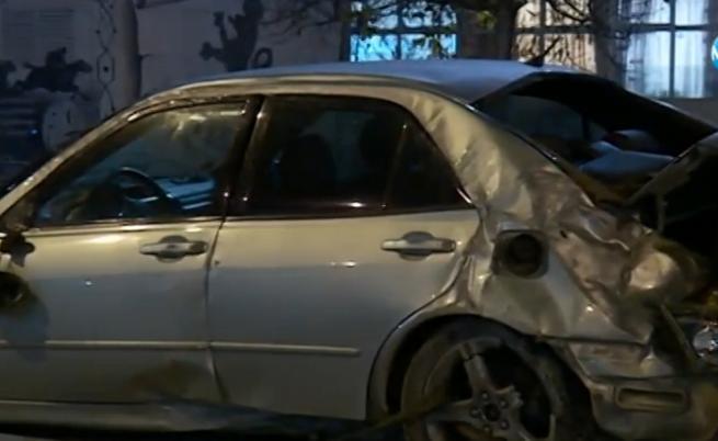 Шофьорът, помел 7 коли в София: Бях взел амфетамини