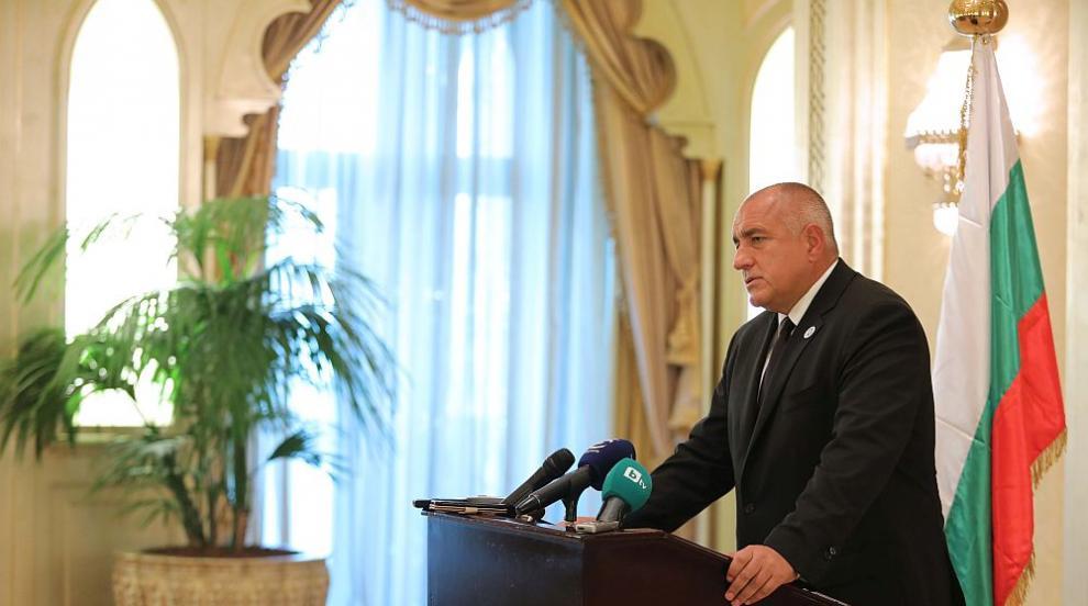Какво важно се договориха премиерът Борисов и шейх Мохамед бин Зайед ал...