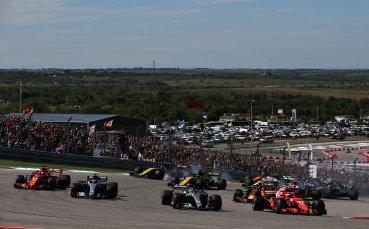 НА ЖИВО: Хамилтън води, но има надежда за Ферари