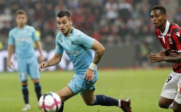 Марсилия пречупи Ница в Лига 1