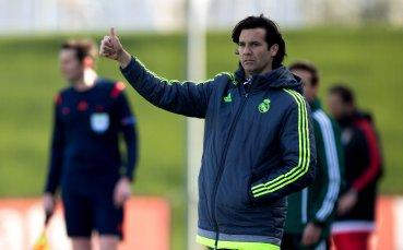 Сантиаго Солари не изключи възможността да поеме Реал Мадрид