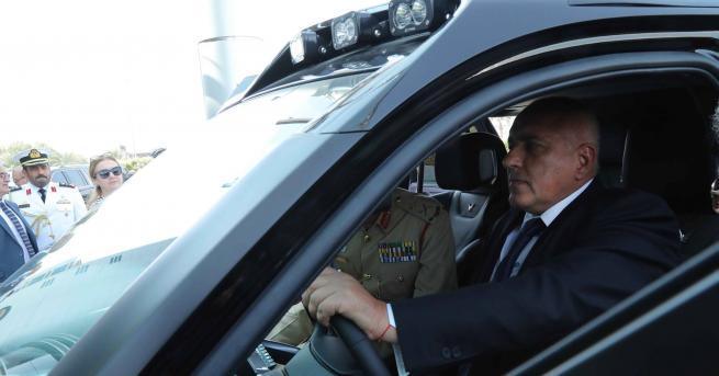Премиерът Бойко Борисов посети Центъра по операциите на полицията в