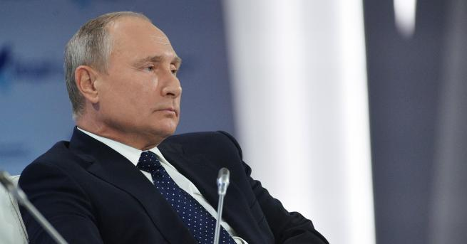 """""""Най-истинският, най-правилният и най-ефективният националист съм аз"""", заяви руският президент"""