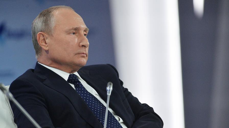 Путин за оръжието без аналог: Да се замислят онези с милитаристка риторика