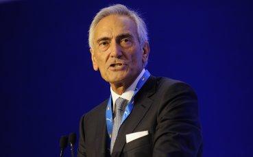 Босът на италианския футбол: Юве е истински пример за всички!