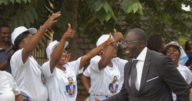 Конституционният съвет на Камерун обяви, че президентът Пол Бия е