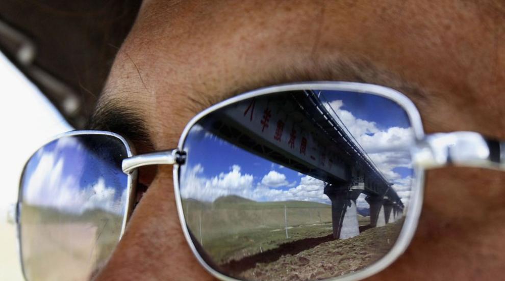 Най-дългият морски мост в света бе открит в Китай (СНИМКИ/ВИДЕО)