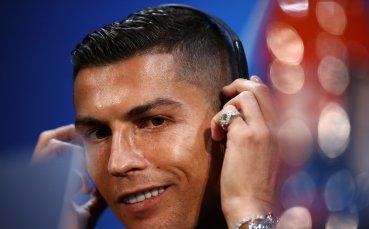 Кристиано Роналдо шашна с адски скъп часовник