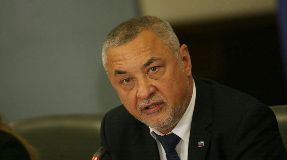 Валери Симеонов: Не смятам, че стабилността на правителството зависи от...