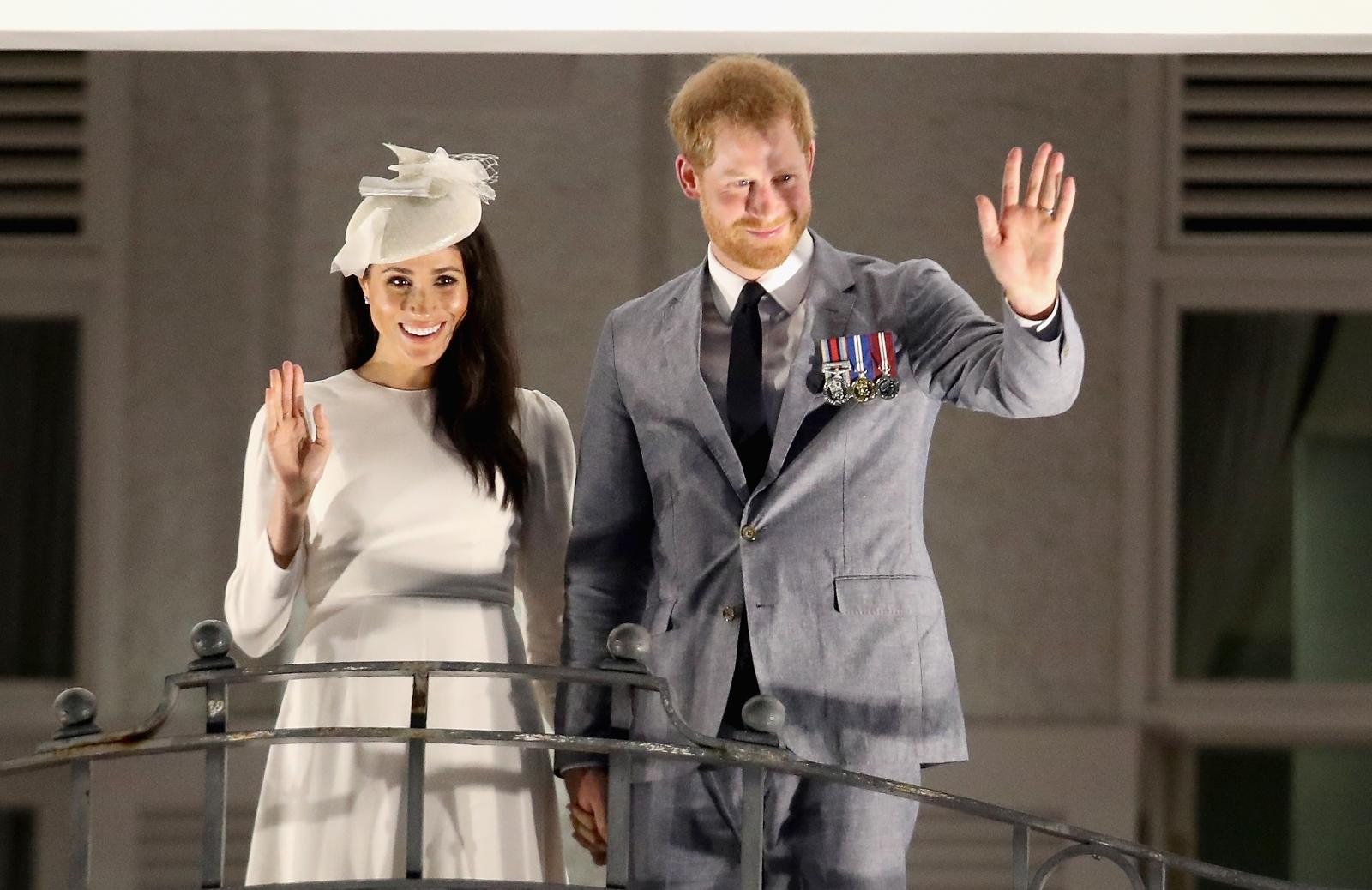 Тук няма никаква изненада - Меган Маркъл и принц Хари очакват първото си дете през 2019 година.