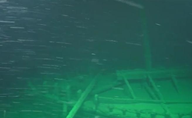 Учени: Корабът на Одисей е на 2000 м под Черно море