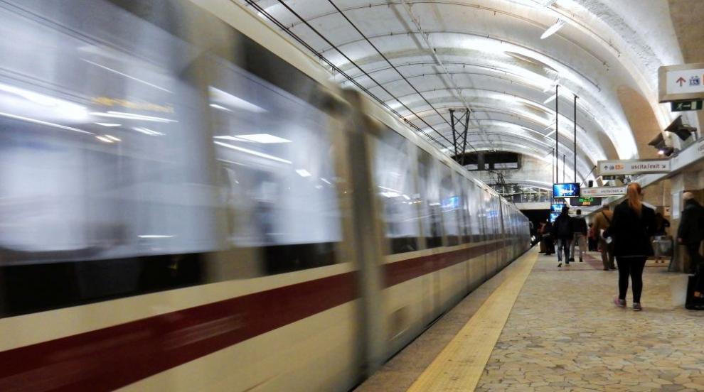 Инцидент в метрото в Рим, най-малко 30 пострадаха (ВИДЕО)