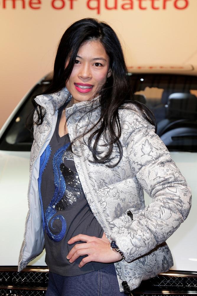 Ванеса Мей през 2014 г.