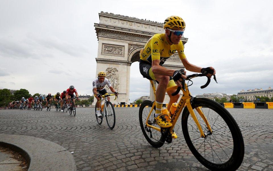 Обявиха кога и къде ще стартира 106-ото издание на Тур дьо Франс