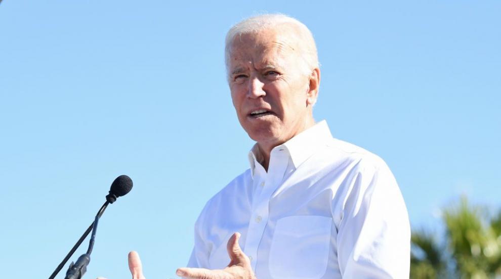 Джо Байдън спечели първичните избори в Южна Каролина...