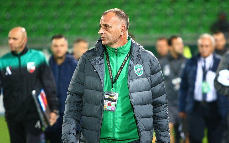 Тони Здравков: Можеше да бием с лекота, шансовете стават минимални