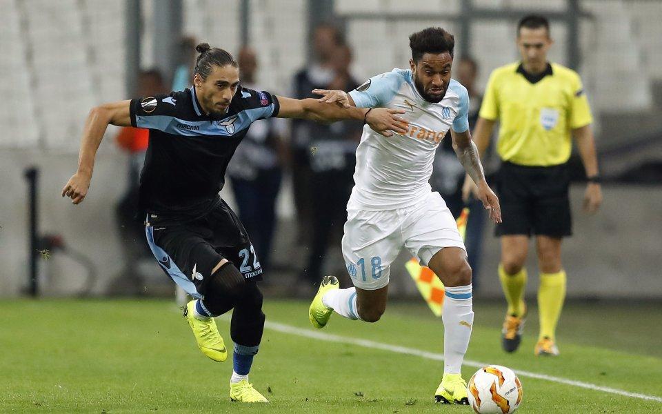 Марсилия с нова издънка в Лига Европа