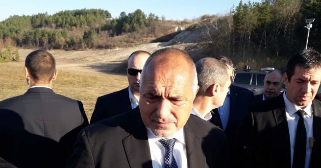 Борисов: Предсрочни избори искат олигарсите Яд ги е, че действително