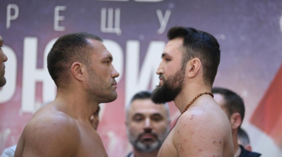Време е за голяма боксова вечер: Пулев се изправя срещу Фюри
