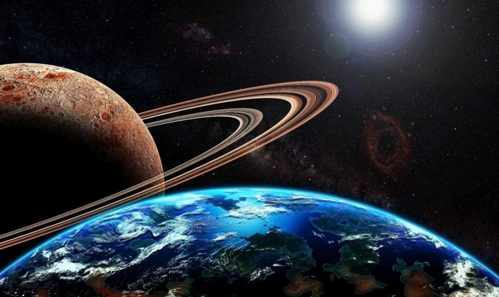 космос планети