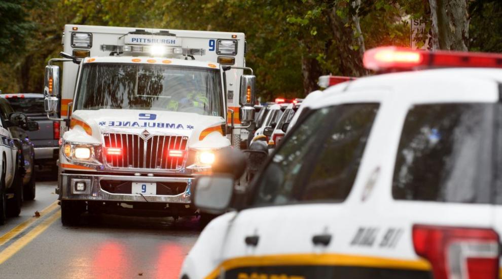 Стрелбата в синагога в Питсбърг, има жертви...