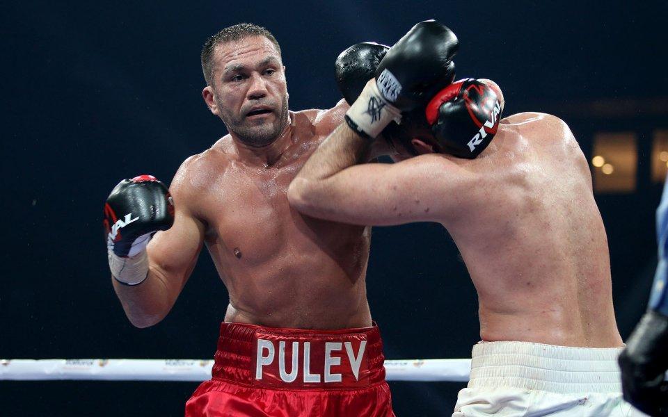 Българският професионален боксьор Кубрат Пулев е един от най-заинтересованите от
