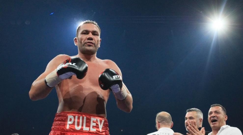 Кубрат Пулев остана без състезателен лиценз в Калифорния (ОБЗОР)