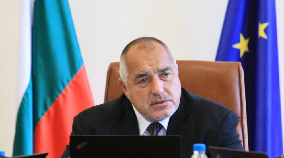 Борисов се надява протестите да спрат, като паднат цените на горивата