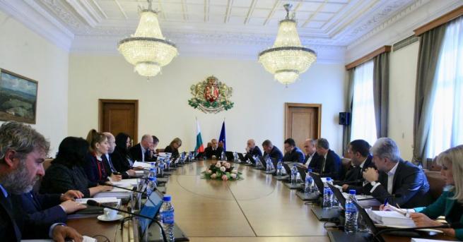 Министерски съвет ще проведе редовното си правителствено заседание днес. Разписани