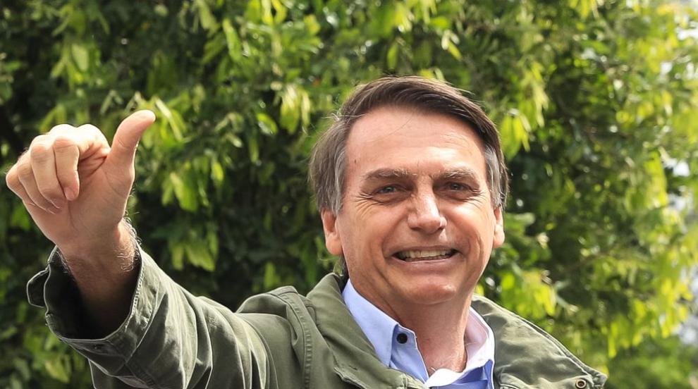 """Бразилският президент нарече Грета Тунберг """"хлапачка"""""""