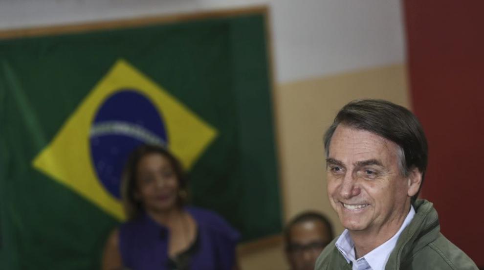 """Новият президент ще променя """"съдбата на Бразилия"""""""