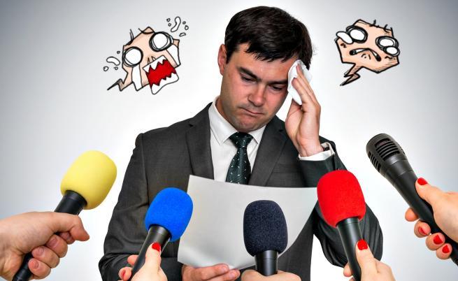 Защо страхът от говорене пред много хора е толкова силен