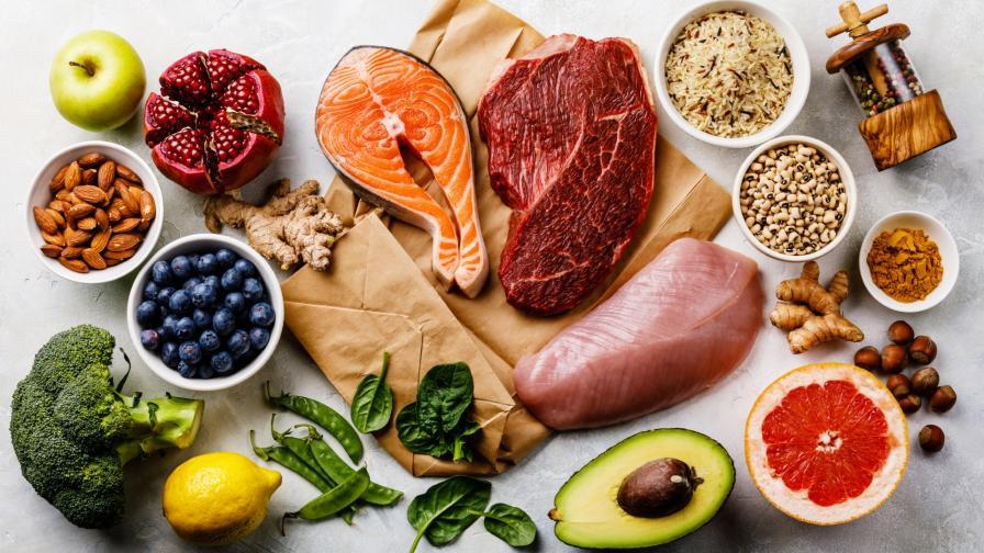 <p>Натуралните продукти са ефикасни в борбата с рака</p>