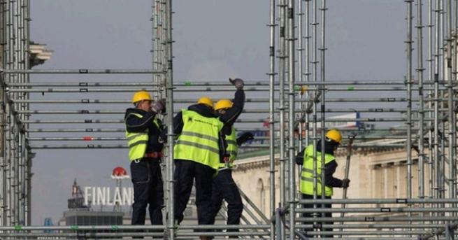 Два пъти са се увеличили случаите на работещи чужденци от