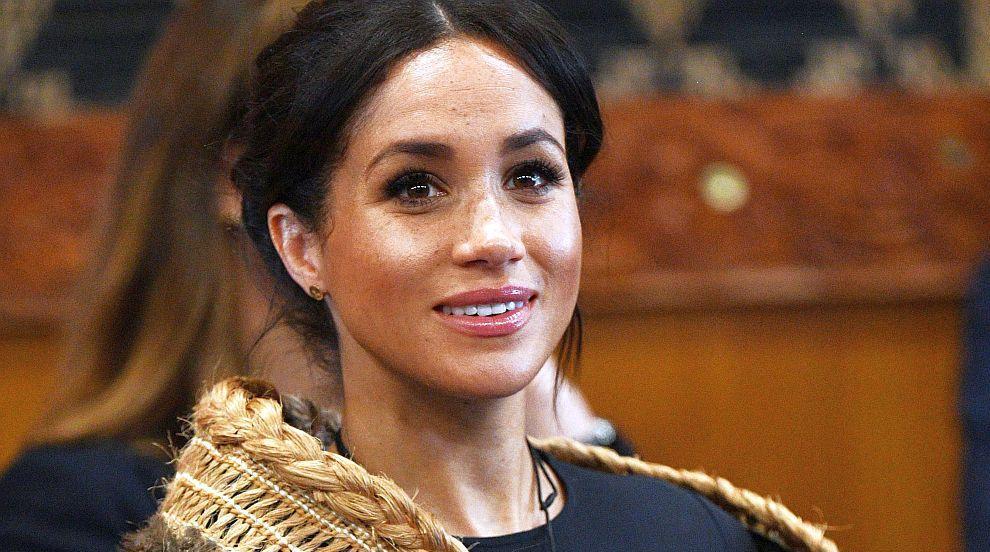 Маорска мантия ще защитава херцогиня Меган по време на бременността ѝ...