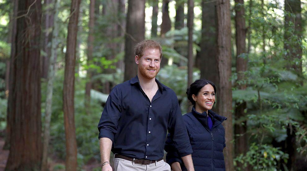 Принц Хари и Меган се прибират във Великобритания