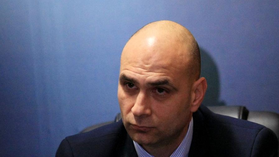 Димитър Петров е новият временен шеф на Специализираната прокуратура