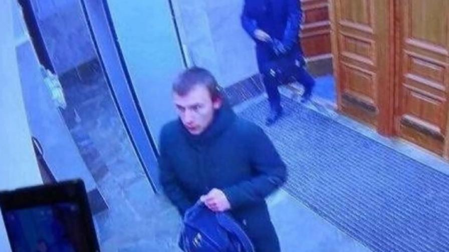 <p>Разпространиха снимка на нападателя във ФСБ на Русия&nbsp;</p>