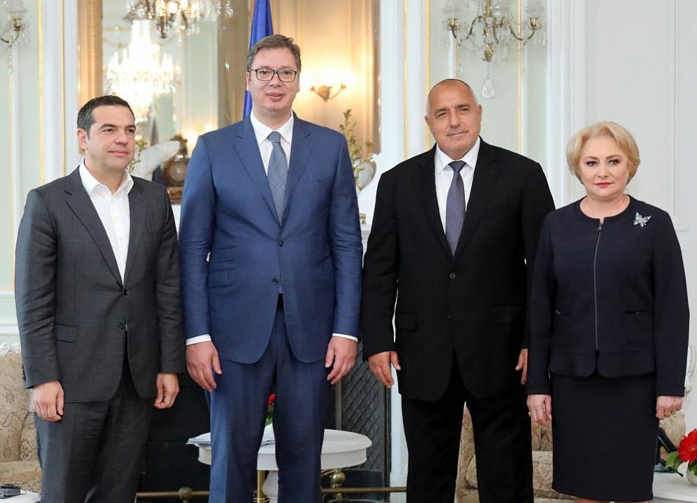 Четиристранна среща в Евксиноград