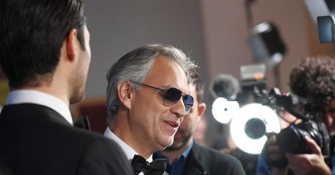 Италианският тенор Андреа Бочели защити легендарния оперен певец Пласидо Доминго,