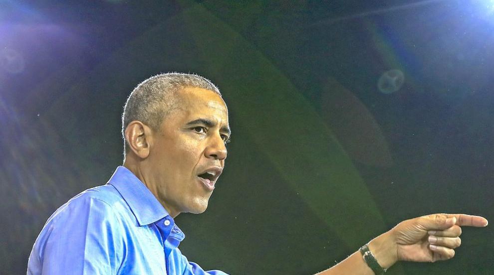 Обама видя политическа маневра в обявеното от Тръмп пращане на войници на...
