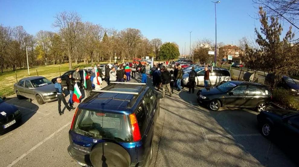 Полицията е в готовност за новия протест срещу скъпите горива