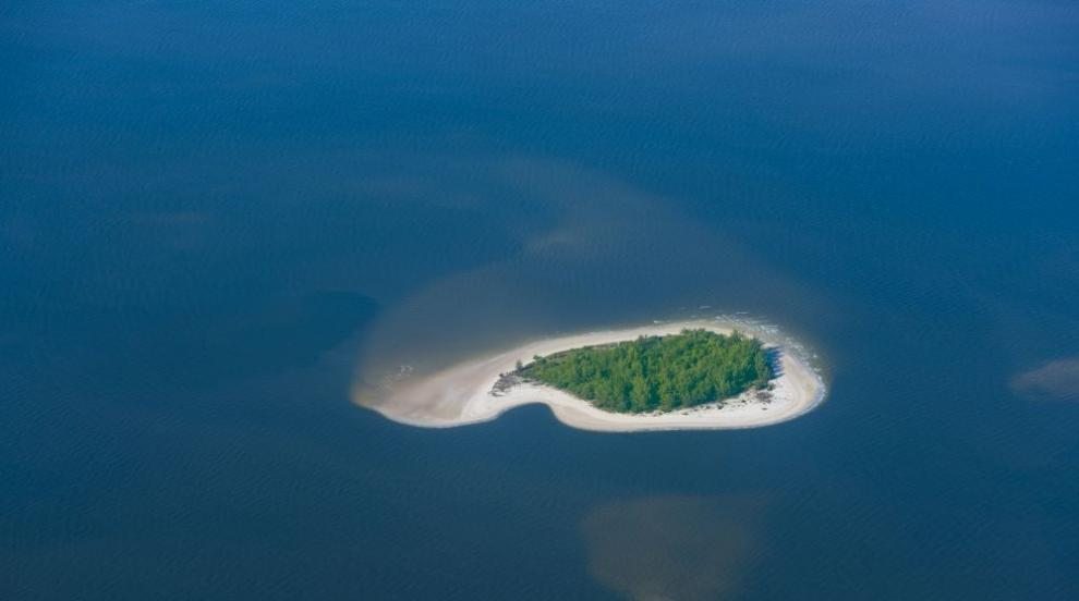 Япония разследва изчезването на малък остров (ВИДЕО)