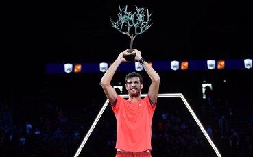 Победителят от Мастърса в Париж Карен Хачанов: Очаква ни фантастичен турнир в София