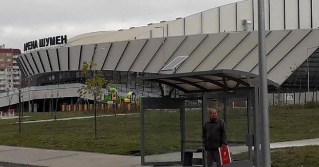 Две нови спирки са монтирани край зала