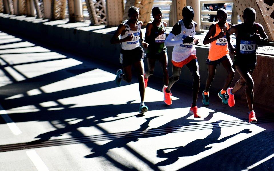 Удивително! 52 812 души завършиха маратона на Ню Йорк